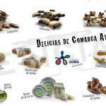 Cartel Delicias